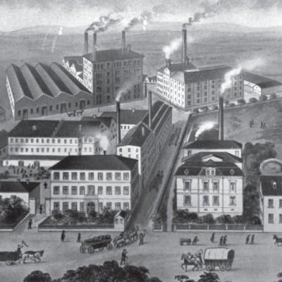 Industrie, Handwerk und Gewerbe