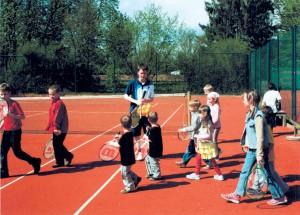 Die Zukunft des Tennisclubs liegt in einer erfolgreichen Jugendarbeit.