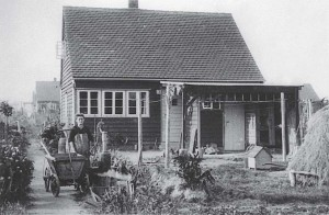 Hardeck-Holzhaus Typ C.