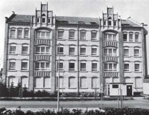 Das Maschinenhaus der ehemaligen Möbelfabrik Reutlinger.