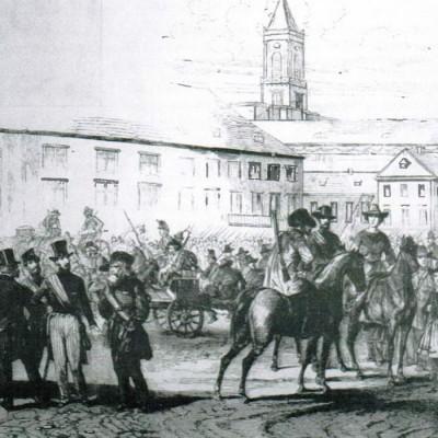 Der allgemeine Revolutionsverlauf in Baden